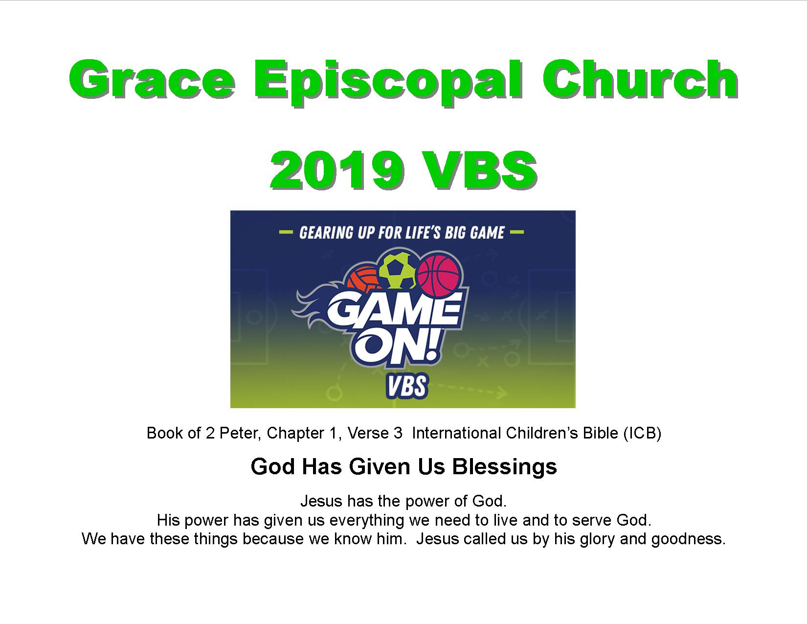 Events @ Grace « Welcome to Grace Episcopal Church
